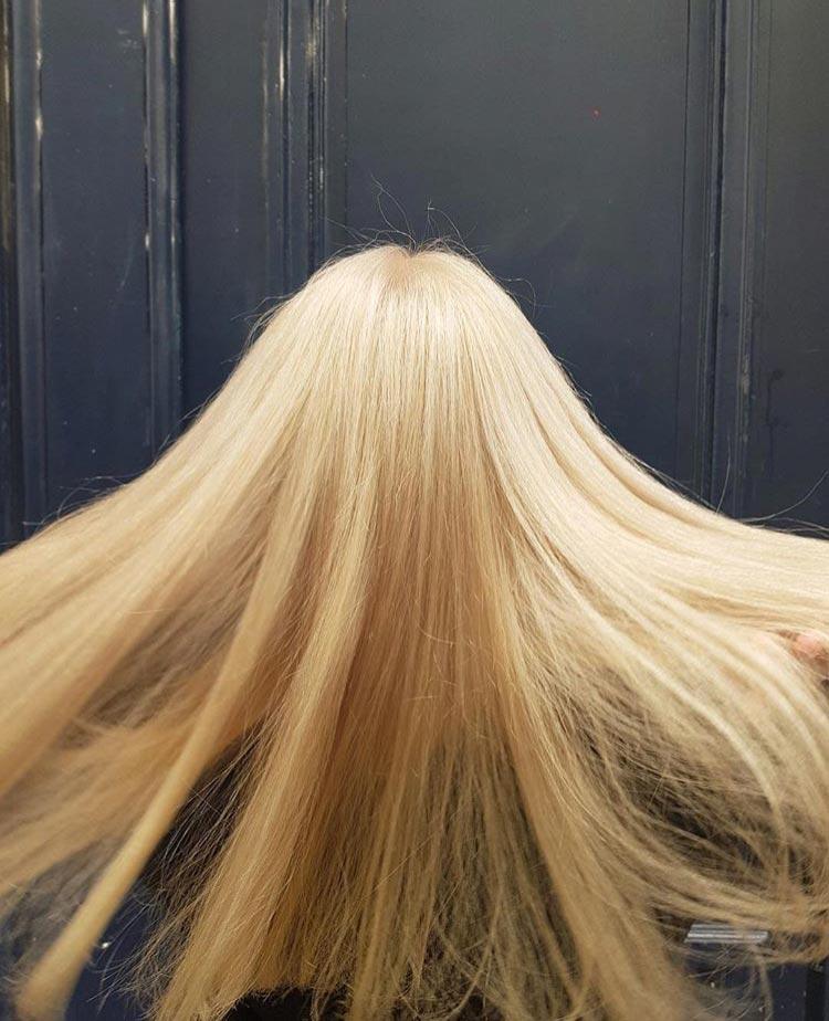 Hair colouring in Paris by Cizor's