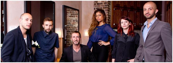 cizors hair stylists and color expert - Coloriste A Paris