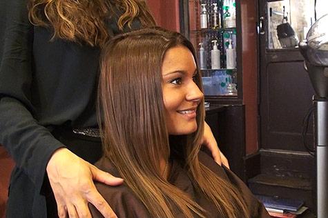 Salon de coiffure afro pour lissage bresilien