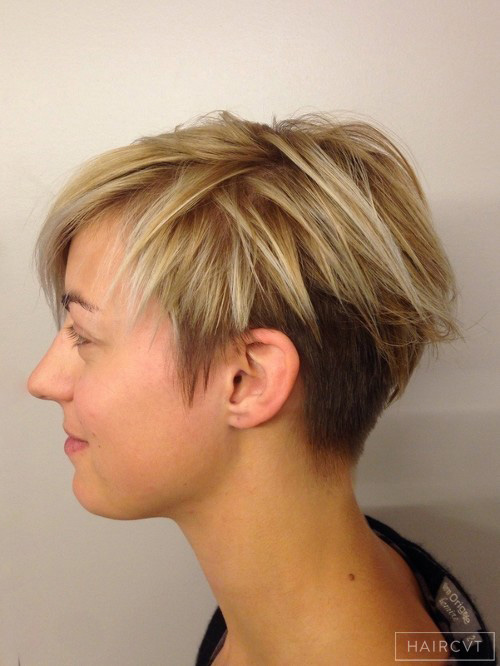 coupe undercut by delphine cizor 39 s coiffeur visagiste paris. Black Bedroom Furniture Sets. Home Design Ideas