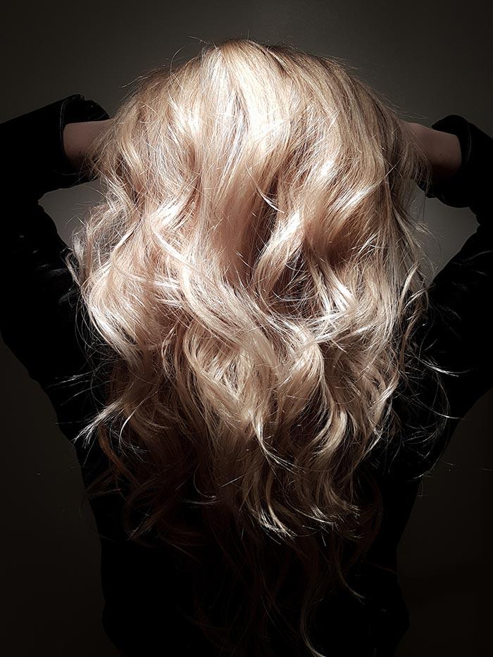 Blond par Charlotte
