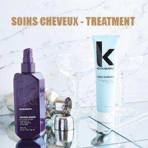 Soins cheveux - TREATMENT
